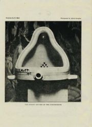 Michel Duchamp: Fountain