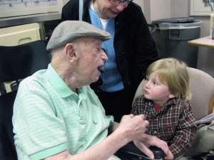 Sidney Kaplan (101) and Milo Schwartz (3)
